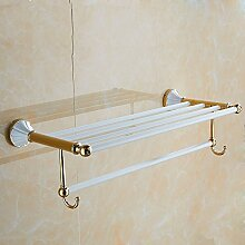 yrwlzswy Badezimmer Handtuchhalter Storage