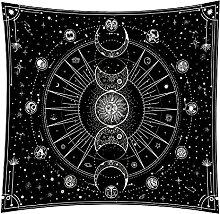 yrxh Tapestry Wandbehänge, Sonnen- und