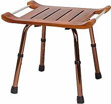 YSD Badewannensitz aus Holz, rutschfest,