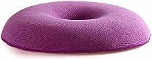 Ysdf Memory Foam Donut Sitzkissen Rückenschmerzen