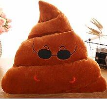 YSDSB Kissen Poop Poo Familie Emoji Emoticon