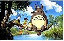 YSJHPC Fototapete Dekor Anime niedlichen