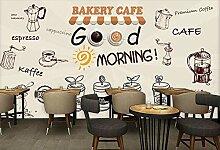 YSJHPC Fototapete Dekor Cafe Restaurant Hotel