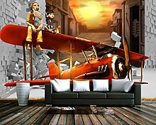 YSJHPC Fototapete Dekor Cartoon Kinderzimmer
