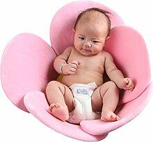Ysoom Blume Baby Badematte Badewanne Sitze