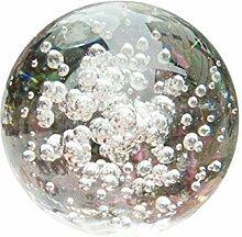 YSoutstripdu Transparente Kugel Faux Kristallkugel