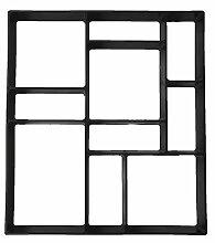 YST DIY Betonform Schalungsform Gießform