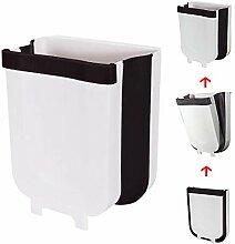 YTASA Abfallbehälter zum Aufhängen,Mülleimer