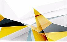 Ytdzsw 8D Wandbild 3D Geometrie Abstrakt Tapete