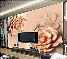 Ytdzsw 8D Wandbilder Tapete Für Tv Hintergrund 3D