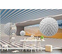 Ytdzsw Benutzerdefinierte 3D Wandbild Tapete Ball