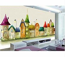 Ytdzsw Benutzerdefinierte Kinder Tapete Schloss