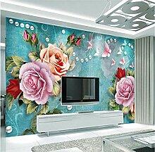Ytdzsw Benutzerdefinierte Wandbild Tapete Für