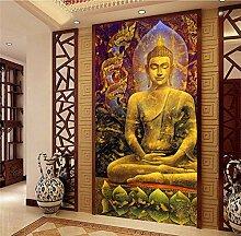 Ytdzsw Große Individuelle Tapete Wallpaper Buddha