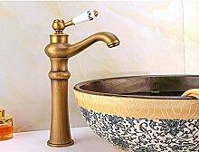 Ytdzsw Keramik Antike Küche Spüle Mischbatterie