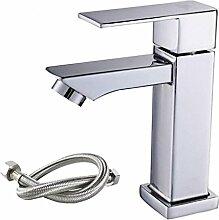 Ytdzsw Messing Badezimmer Waschbecken Wasserhahn