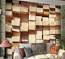 Ytdzsw Quadratische Korn Unregelmäßigkeit Holz