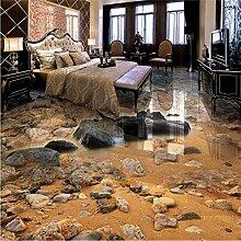 Ytdzsw Seaside Sand Stein Wohnzimmer Badezimmer 3D