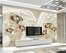 Ytdzsw Wallpaper Horseshoe Orchid Pear Blumenbild