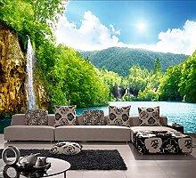 Ytdzsw Wasserfall Naturlandschaften Wandbilder