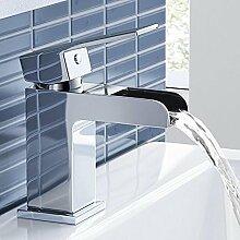 Ytdzsw Wasserfall Waschbecken Mischbatterie