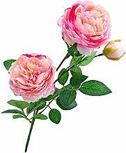 YTHX Künstliche Blume 3Head Künstliche