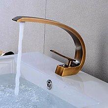 YTYASO Waschbecken WasserhahnWaschbecken