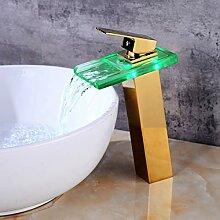 YTYASO Waschbecken Wasserhahn