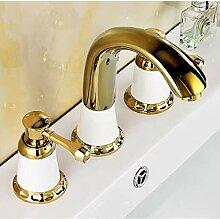 YTYASO Waschbecken Wasserhahn Waschbecken