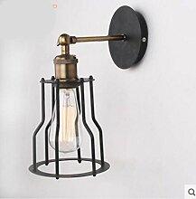 YU-K Antike Edison,Industrieausführung antik am