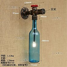 YU-K Antike StyleWand Lampe Bar Cafe Shops mit