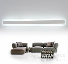 YU-K Moderne Wandleuchte Acryl led-Spiegel für