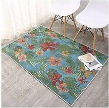 YU- Teppich Fußmatten, Teppichbodenmatte Teetisch