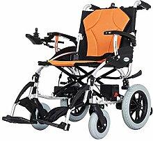 Yuan Elektrischer Rollstuhl, Faltbarer tragbarer