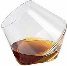 Yuanfenghua Whisky-Gläser, Tumbler Rum Weinglas,