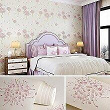 YUANLINGWEI Minimalistischen Schlafzimmer Tapete