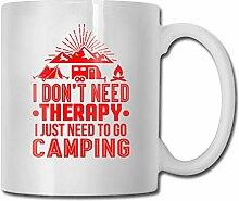 Yuanmeiju Keramikbecher JUST Need to Go Camping