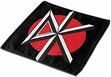 Yuanmeiju Quadratisches Handtuch Dead Kennedys