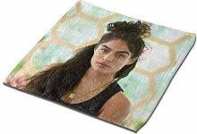 Yuanmeiju Quadratisches Handtuch Jessie Reyez