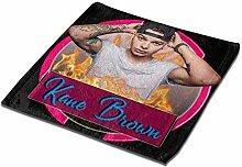 Yuanmeiju Quadratisches Handtuch Kane Brown