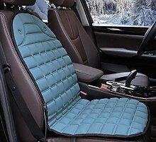 Yuany Einzelsitz Auto Sitzkissen Heizung Auto
