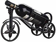 Yuany Europäische Weinflaschenhalter Eisen