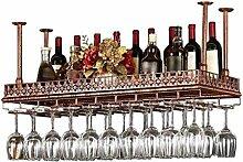 Yuany Flasche Weinregal, Bar Restaurant Wand