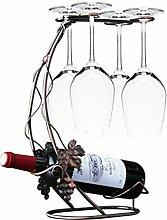 Yuany Flasche Weinregal, Bronze Weinregal | 1