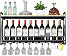 Yuany Flasche Weinregal, Wandmontage Regal