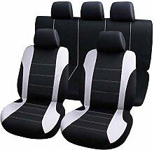 Yuany Komplettset Autositzbezug Sitzschutz