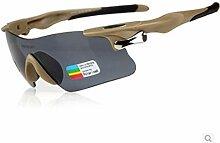 Yuany Sonnenbrillen Racing Tactical Goggles