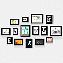 YUBIN Fotorahmen-Collage Für 15 Fotos In