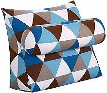 YUER Keilkissen Für Bett Und Couch Rückenstütze