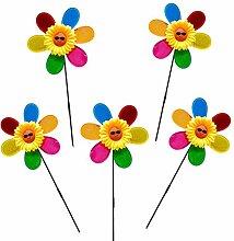 YUESEN Bunt Windrad Blume Windrad Blume